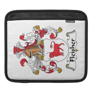 Escudo de la familia de Fleisher Fundas Para iPads