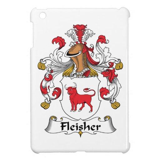 Escudo de la familia de Fleisher iPad Mini Coberturas