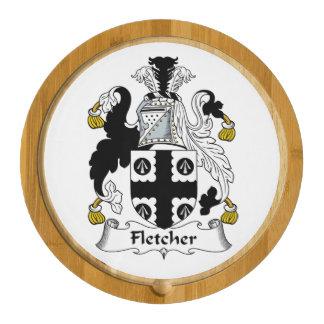 Escudo de la familia de Fletcher