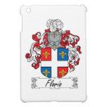 Escudo de la familia de Florio iPad Mini Fundas