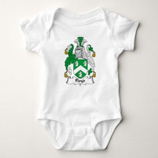 Escudo de la familia de Floyd Body Para Bebé