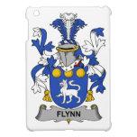 Escudo de la familia de Flynn iPad Mini Protectores
