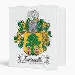Escudo de la familia de Fontanella