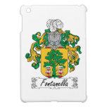 Escudo de la familia de Fontanella iPad Mini Carcasas