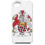 Escudo de la familia de Ford iPhone 5 Carcasa