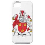 Escudo de la familia de Fordyce iPhone 5 Cárcasas