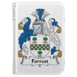 Escudo de la familia de Forrest