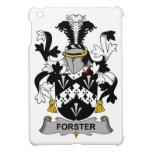 Escudo de la familia de Forster iPad Mini Funda