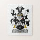 Escudo de la familia de Forster Puzzle