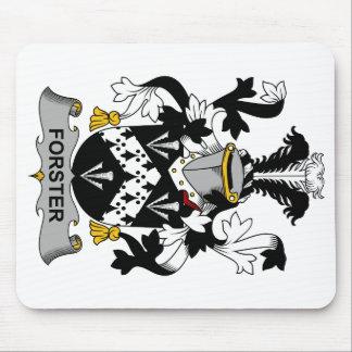 Escudo de la familia de Forster Tapete De Raton
