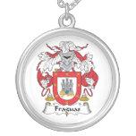 Escudo de la familia de Fraguas Colgantes