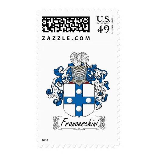 Escudo de la familia de Franceschini