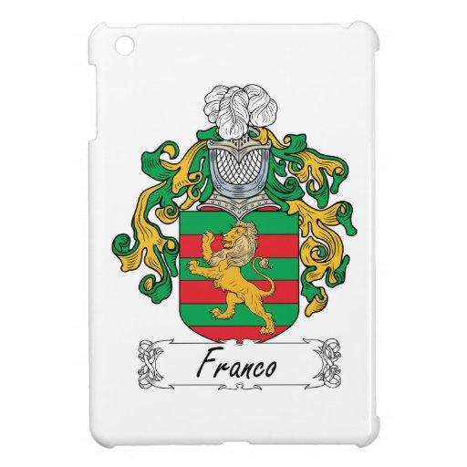 Escudo de la familia de Franco