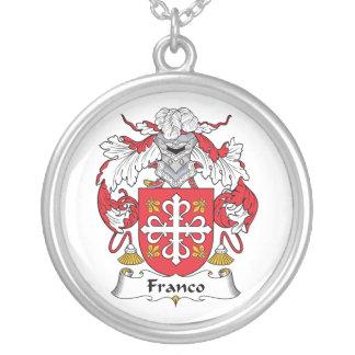 Escudo de la familia de Franco Joyerias