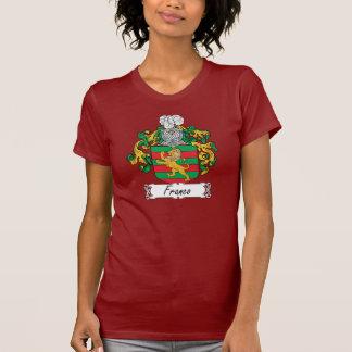 Escudo de la familia de Franco Camisetas
