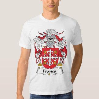Escudo de la familia de Franco Poleras
