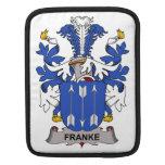 Escudo de la familia de Franke Manga De iPad