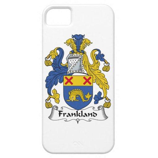 Escudo de la familia de Frankland iPhone 5 Funda
