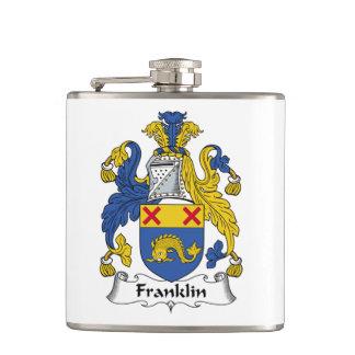 Escudo de la familia de Franklin