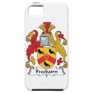 Escudo de la familia de Freebairn iPhone 5 Cobertura
