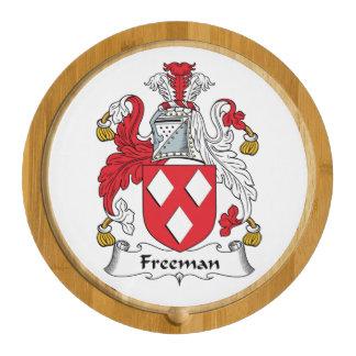 Escudo de la familia de Freeman