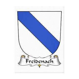 Escudo de la familia de Freidenach Impresion De Lienzo