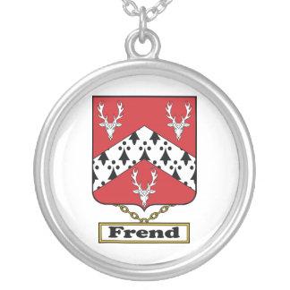 Escudo de la familia de Frend Colgantes