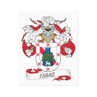Escudo de la familia de Frias Impresiones En Lona
