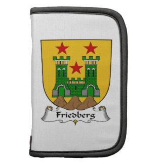 Escudo de la familia de Friedberg Planificadores