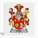 Escudo de la familia de Friel
