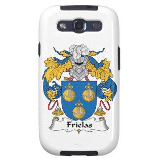 Escudo de la familia de Frielas Galaxy S3 Fundas