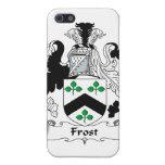 Escudo de la familia de Frost iPhone 5 Funda