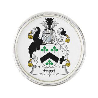 Escudo de la familia de Frost Pin