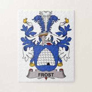 Escudo de la familia de Frost Puzzle