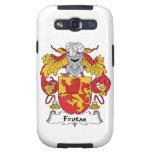 Escudo de la familia de Frotas Galaxy S3 Protector