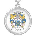 Escudo de la familia de Fuentes Joyerias Personalizadas