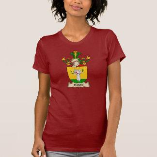 Escudo de la familia de Füger Camisetas