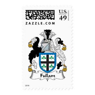 Escudo de la familia de Fullam Envio