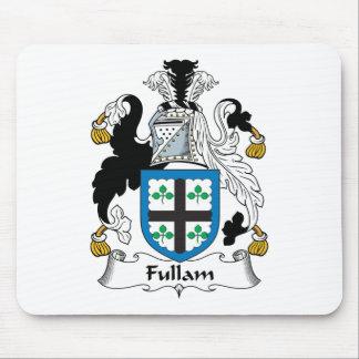 Escudo de la familia de Fullam Alfombrilla De Raton