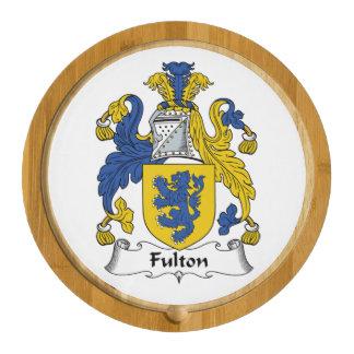 Escudo de la familia de Fulton