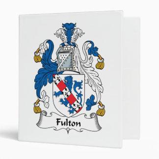 """Escudo de la familia de Fulton Carpeta 1"""""""