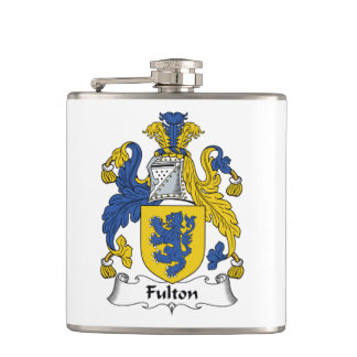 Escudo de la familia de Fulton Petaca