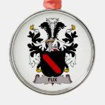 Escudo de la familia de Fux Adornos De Navidad