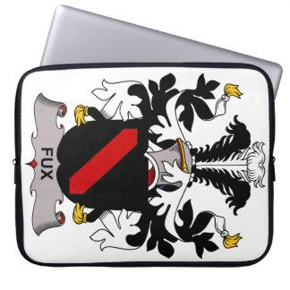 Escudo de la familia de Fux Fundas Computadoras