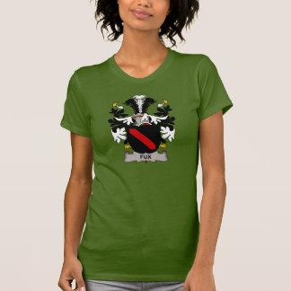 Escudo de la familia de Fux Camisetas