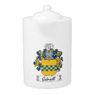 Escudo de la familia de Gabrielli