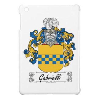Escudo de la familia de Gabrielli iPad Mini Carcasa