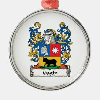 Escudo de la familia de Gagin Adorno Para Reyes