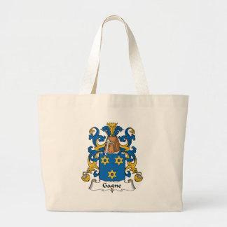 Escudo de la familia de Gagne Bolsa