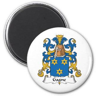 Escudo de la familia de Gagne Iman